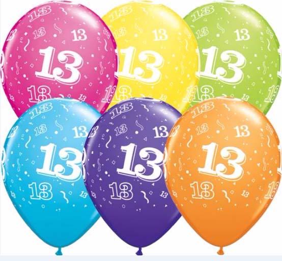 Wunsche zum 13 geburtstag madchen